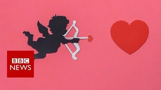 What did Saint Valentine look like? - BBC News