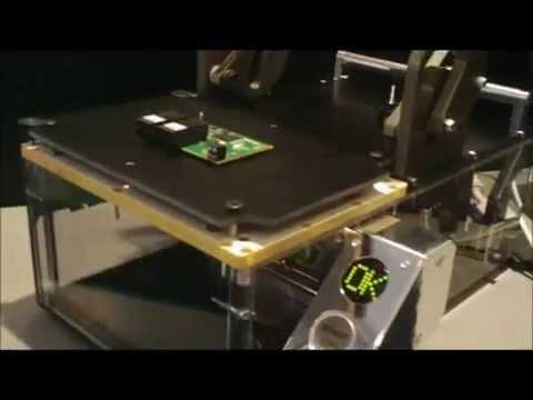 Columbia Elektronik AB from Sweden has created a SmartFixture using the 6TL Engineering YAVPack.