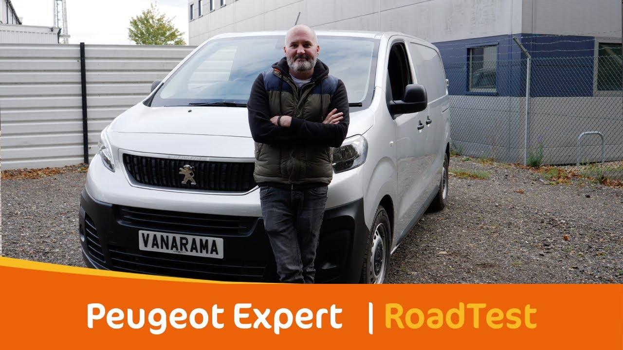 Peugeot Expert Crew Van Lease Deals - Vanarama