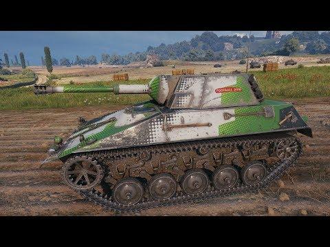 World of Tanks Spähpanzer SP I C