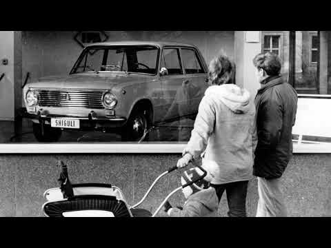 East Germany in the early 1970's