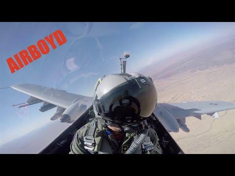A-10 GoPro Footage Hawgsmoke 2016