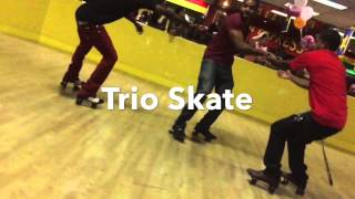 DJ Lady P: SKATE EXPRESS 6/19/15 [WOOD RYDRZ ]