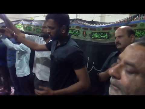 Darbar e reza chittoor AP Baquer Nawaz,Azadari 2016/1438moharram21