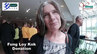 20160623, Taoist, Fung Lok Kok, donation, Markham, Canada, 加拿大, 道教蓬萊閣
