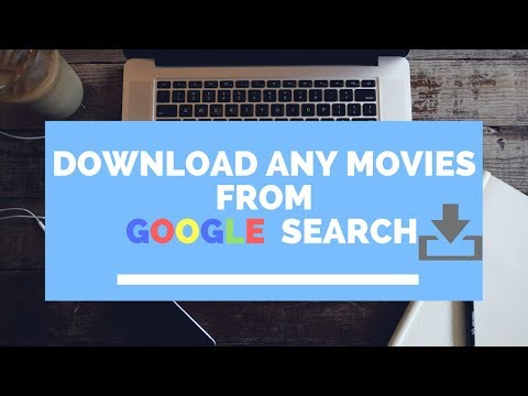 Download any Movies & TV Series From Google Search Instantly