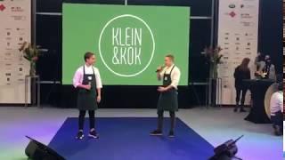 Pitch Arancini aan Groothandels Klein & Kok