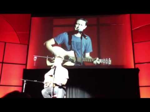 Joseph GordonLevitt sings R. Kelly's Ignition