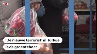 TURKIJE: Erdogan bestempelt groenteboeren als terroristen