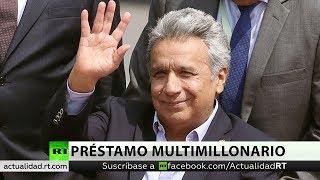 Lenín Moreno anuncia un acuerdo con el FMI por valor de 4.200 millones de dólares