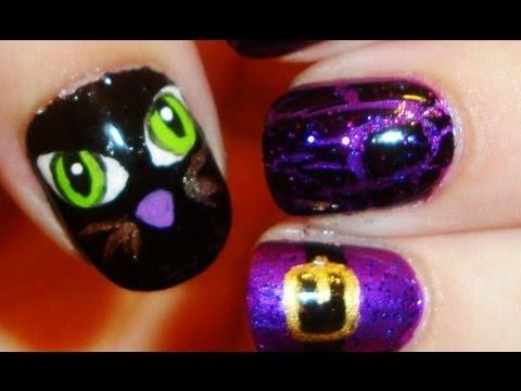 halloween series black cat