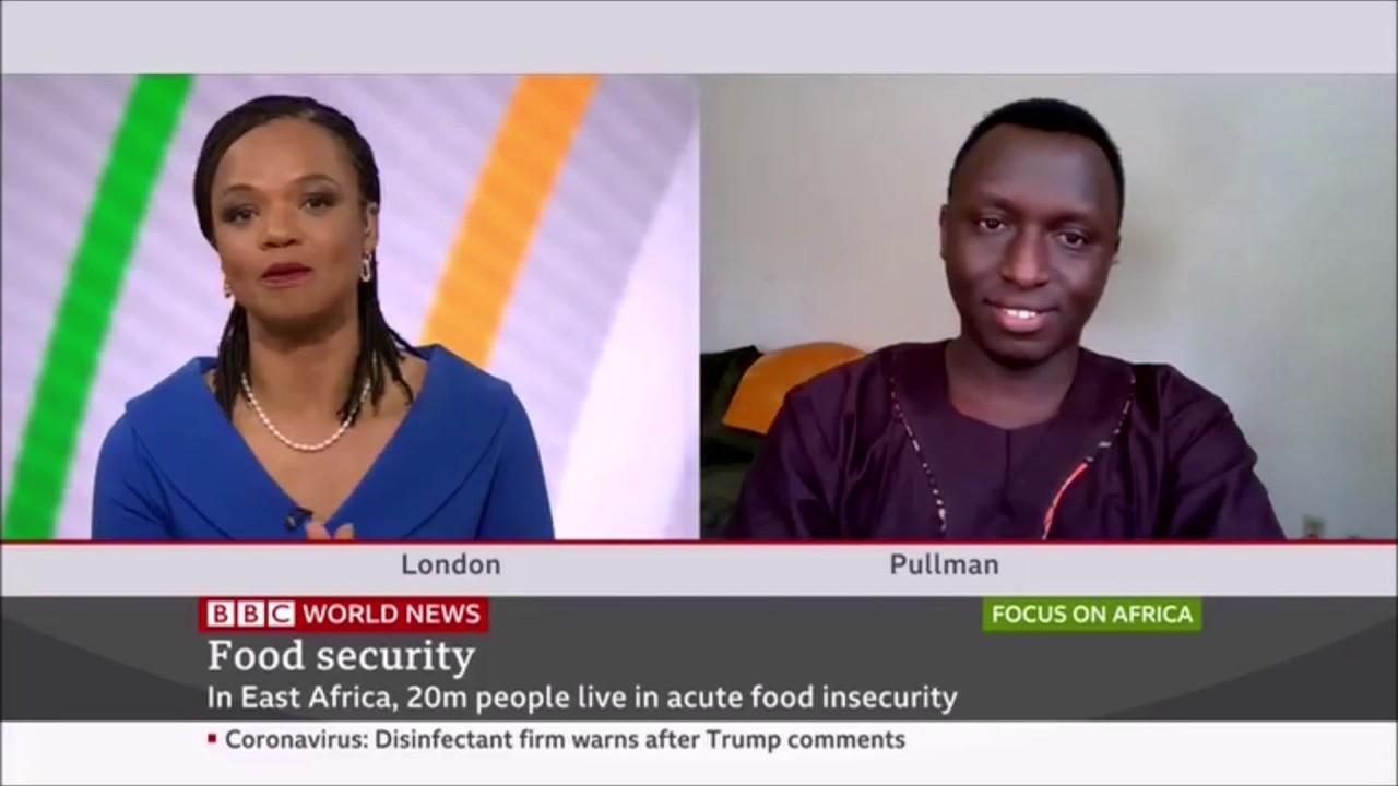 Food Security in Africa Amidst COVID-19 | Cedric Habiyaremye