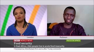 Food Security in Africa Amidst COVID-19 | Cedric Habiyaremye