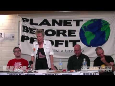 The 1986 Nurses' Strike - Liz Ross @ Marxism 2012