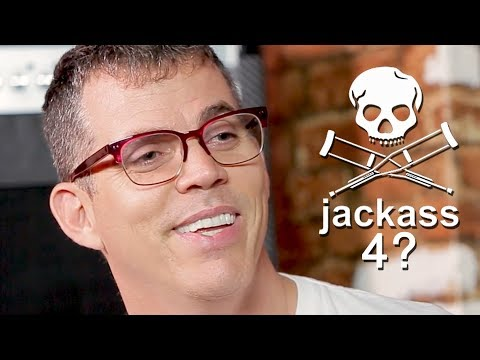Steve-O: 'Jackass 4' Can Happen if Johnny Knoxville Is Ready
