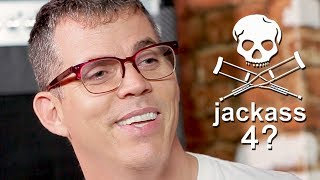 Steve-O: 'Jackass 4' is Up to Johnny Knoxville