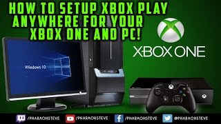 Xbox One Play Anywhere Tutorial & Impressions