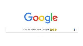 Geld verdienen beim Googlen 😍💰