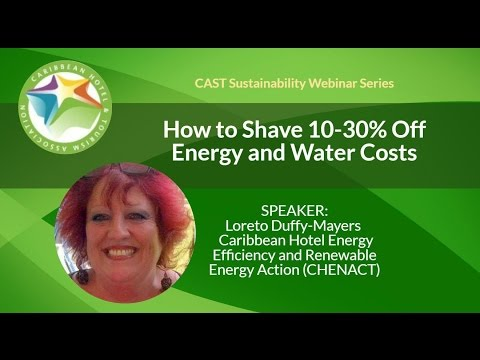 How to Shave 10-30% Off Energy and Water Costs