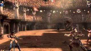 モータルコンバット9 キタナでショウ・カン撃破への道4 Mortal Komb
