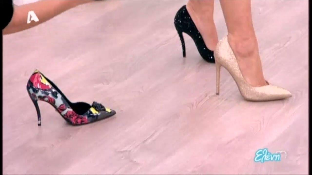 b4910463ab3 Nak shoes με τη τελευταία τάση της μόδας στα πόδια μας! Ελένη 09/12 ...