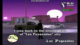 GTA San Andreas Myth [PC] - Water Teleportation
