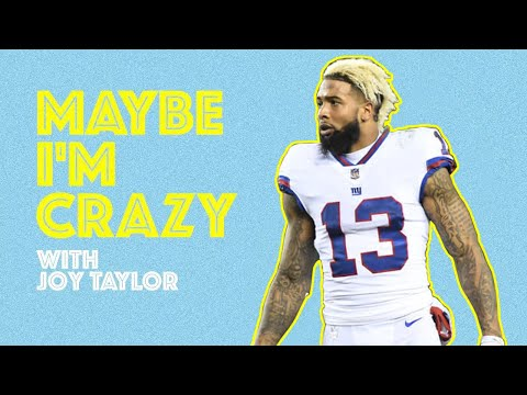 Joy Taylor Presents All-New Podcast Maybe I'm Crazy | MAYBE I'M CRAZY