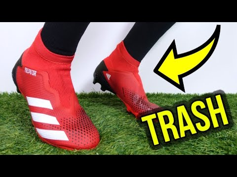 SIMPLY TERRIBLE - Adidas Predator 20.3 Laceless - Review + On Feet