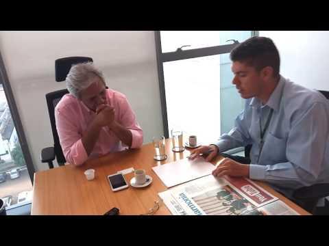 Entrevista exclusiva com o deputado Raimundo Ribeiro (PPS)