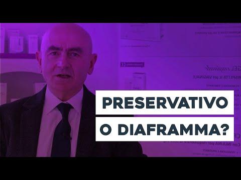 Preservativo femminile e diaframma: la contraccezione non ormonale - dott. Totaro
