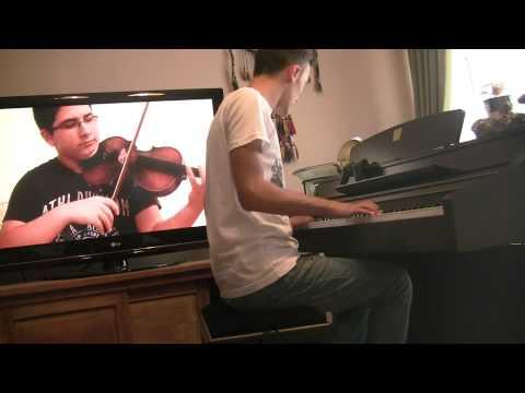 Adini Feriha Koydum Jenerik  piano ve keman