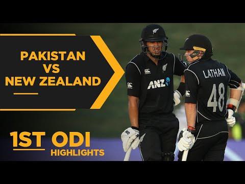 Tough Time For Pakistan | Pakistan vs New Zealand | 1st ODI Highlights | PCB | MA2E