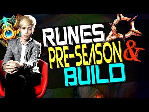 NEW RUNES and BUILD!! [VINCENT´S DRAVEN] - PRE-SEASON8 - [Best Moments] - Best Draven World