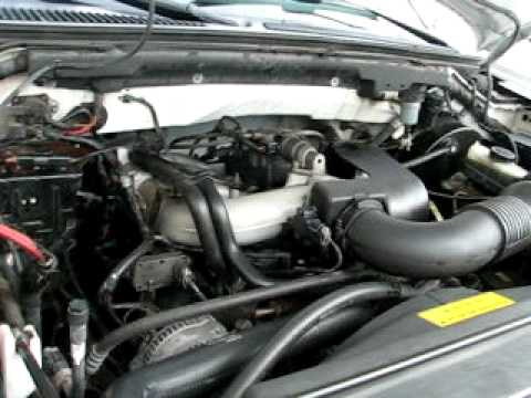 1999 Ford F-150 5 Speed Manual