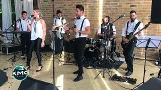 Firework - Katy Perry | KMC BAND | Banda Para Festa de Casamento