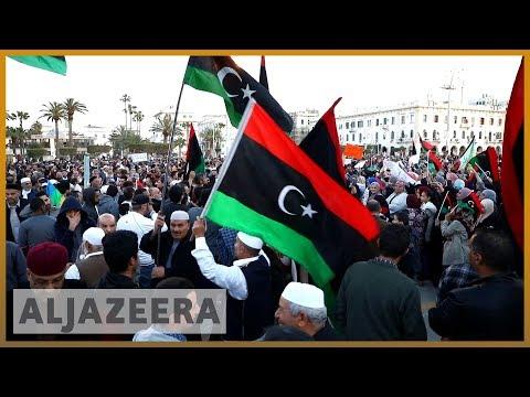 🇱🇾 Protests in Libya against Haftar