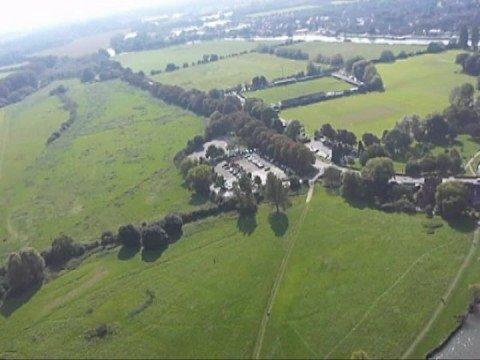 RC Cam Over Abingdon