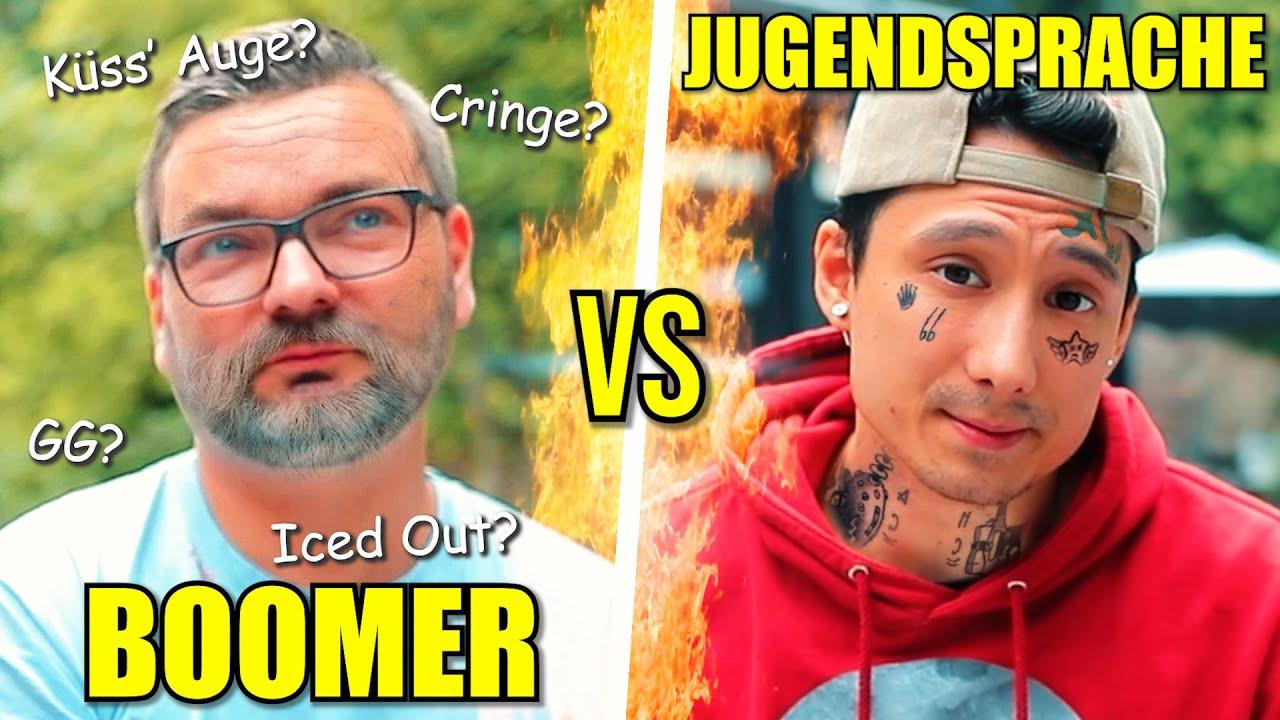 BOOMER vs JUGENDSPRACHE (Heute: Leif, Pool Profi, Wortschatz auf Wish bestellt)
