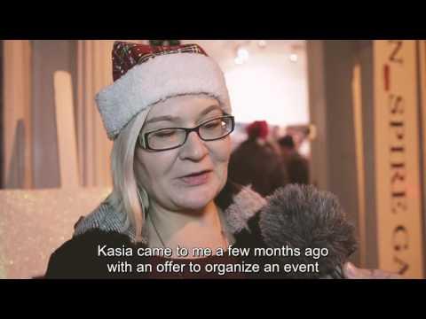 Ladies Night: Christmas Market Dublin 2016 (Eng subs)