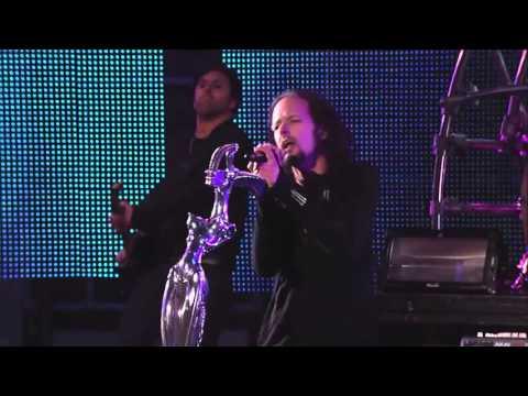 Korn - Get Up (Live@Jimmy Kimmel 2012)