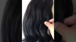 Difference between processed and unprocessed virgin hair