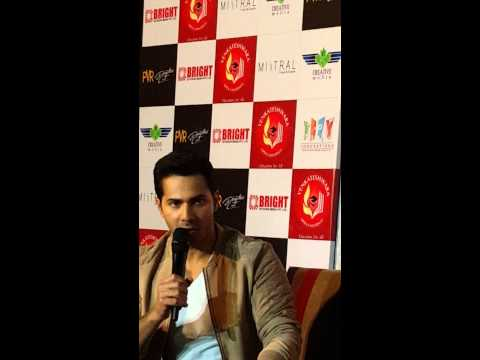 ABCD2 movie, Varun meets and greets @ VOU