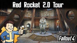 Fallout 4 Red Rocket 2.0 Tour
