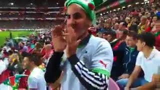 Portugal 3-0 Algérie Allah nous a trahi. Yekhreb beitou.