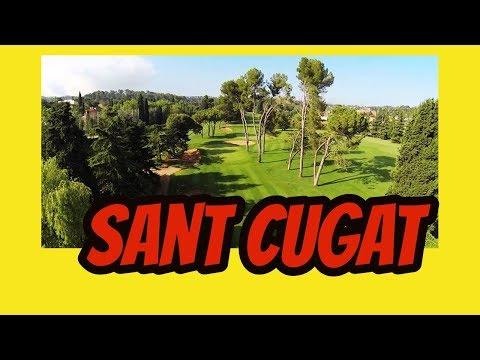 Sant cugat.  Ciudad en la provincia de Barcelona, en Cataluña,España