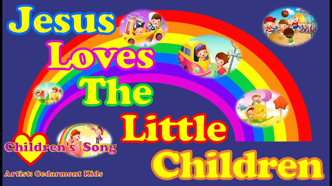 Yes Jesus Loves Me Song