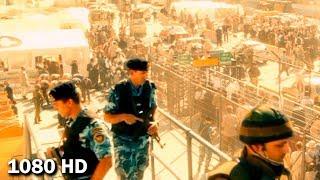 Израиль помогает всем людям спастись от зомби | Война миров Z (2013)
