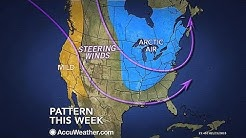 (Interesting) What Impacts Will A Wet Summer Have On Winter's Snowfall??
