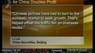 Air China Profit Doubles - Bloomberg