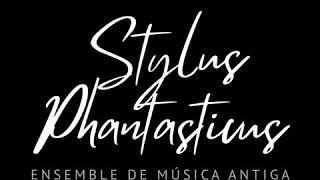 """Montalbano, B: Sinfonia """"Geloso"""" (fragmento). Ensemble Stylus Phantasticus"""